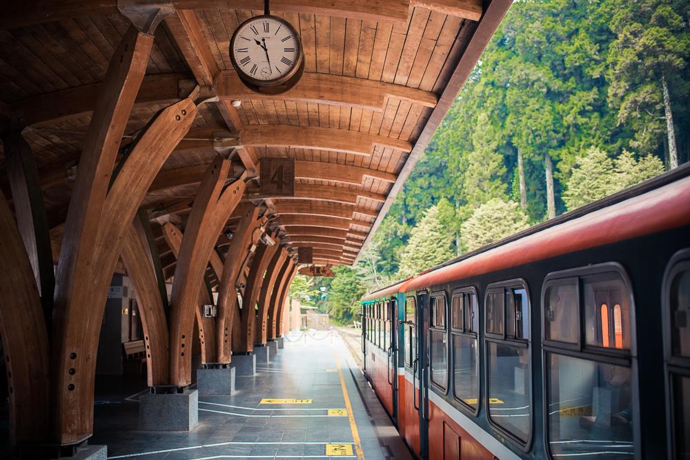 阿里山火車