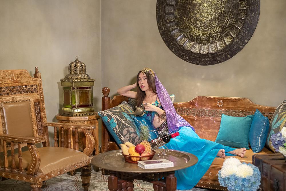 墾丁摩洛哥風飯店