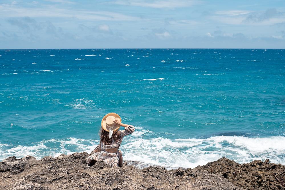 船帆石小沙灘