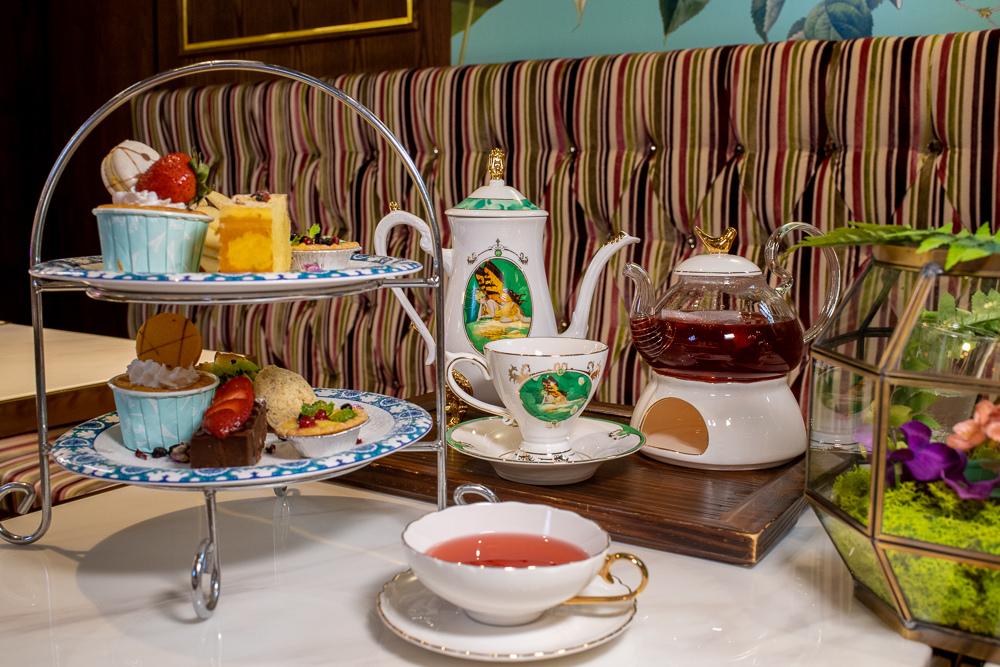 奢華饗宴下午茶雙人套餐