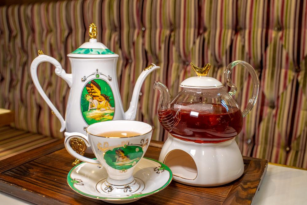 德國農莊有機舒福茶