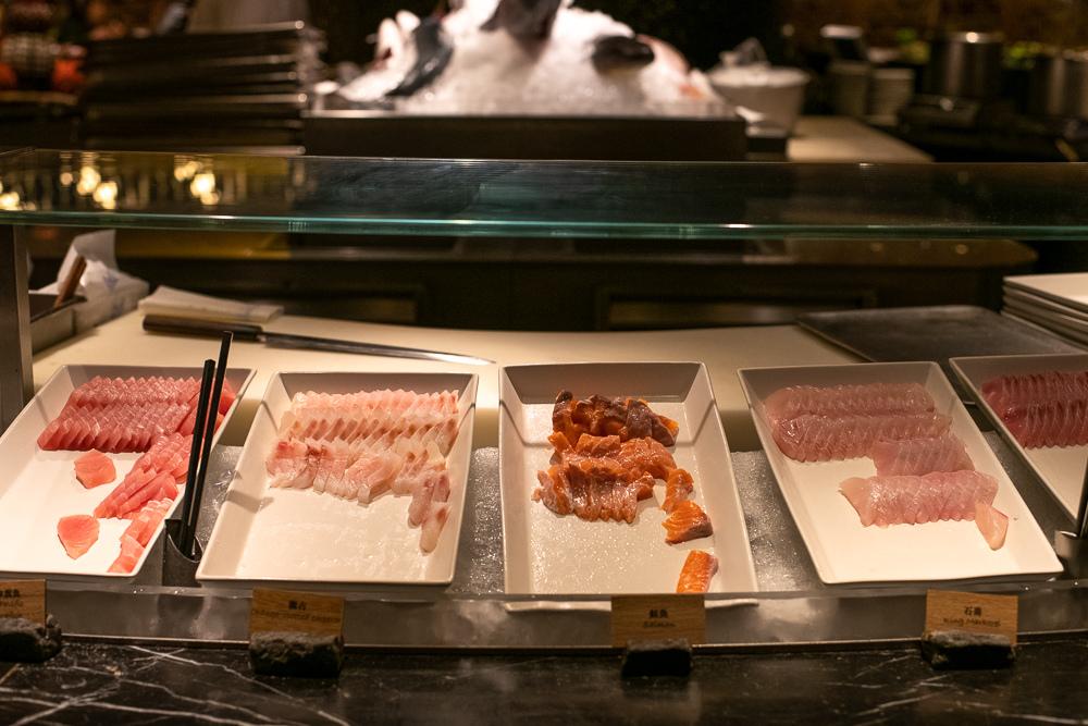 栢麗廳海鮮吃到飽