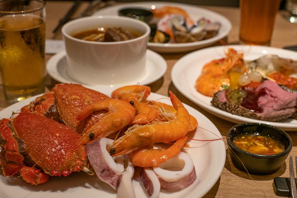 台北飯店吃到飽