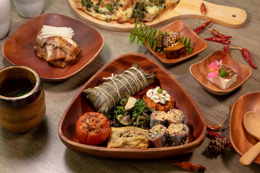 慢午廚房 布農族風味餐