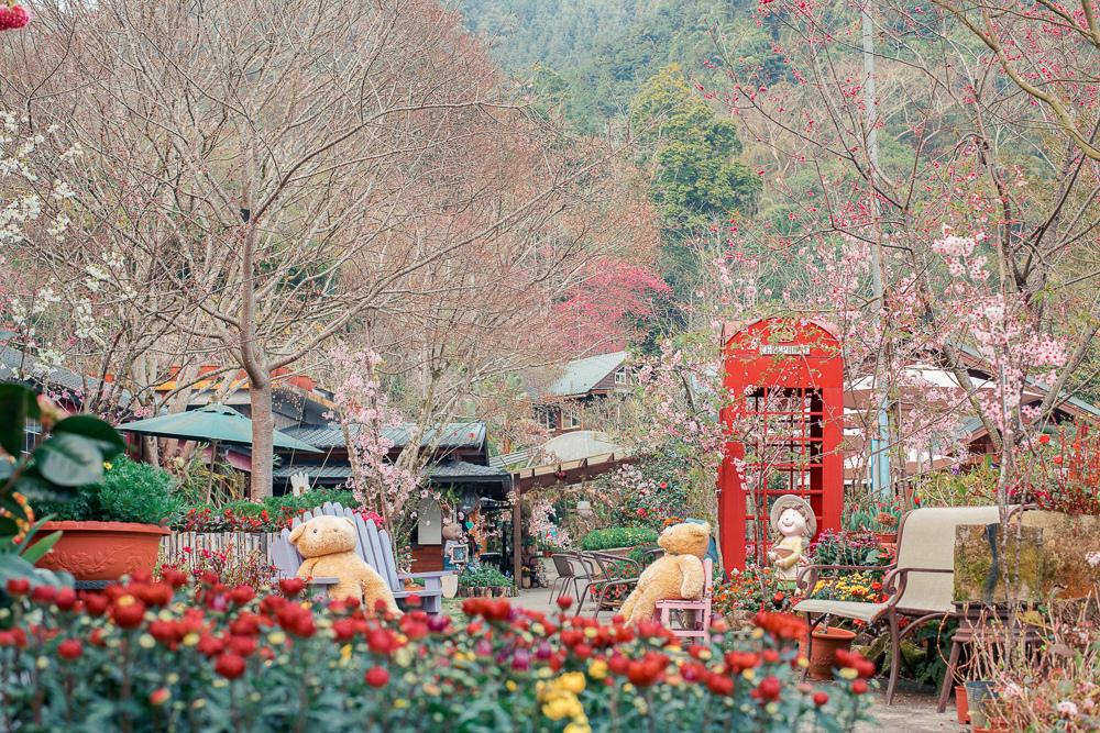 南庄碧絡角花園咖啡
