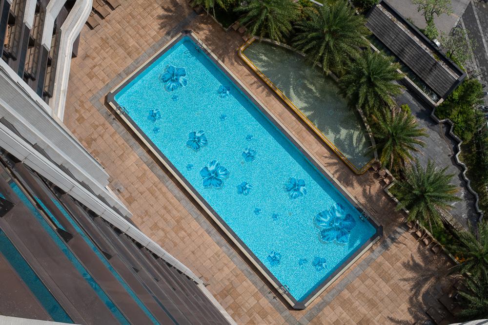 村卻酒店 泳池