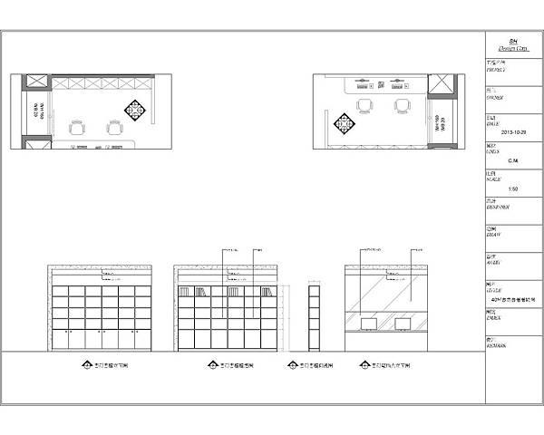 40坪書房書櫃櫃體圖