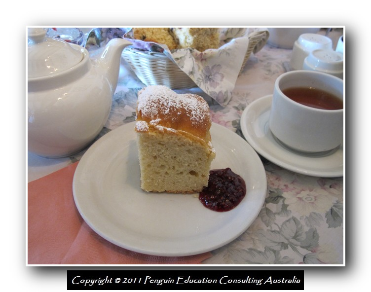 Miss Marple's Tearoom