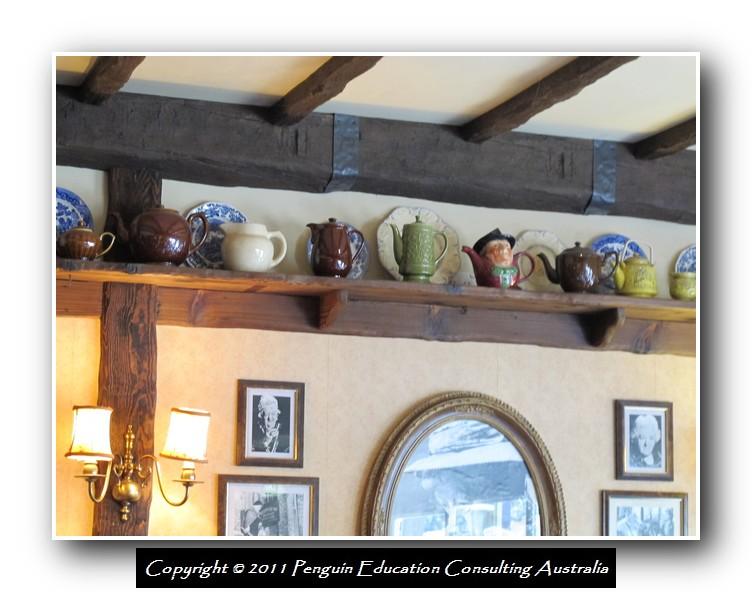 Miss Marple's Tearoom