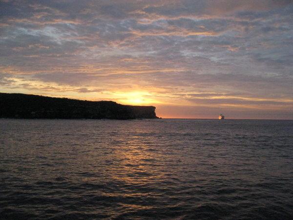 海平面的日出-01