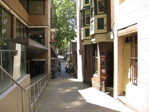 雪梨護士街