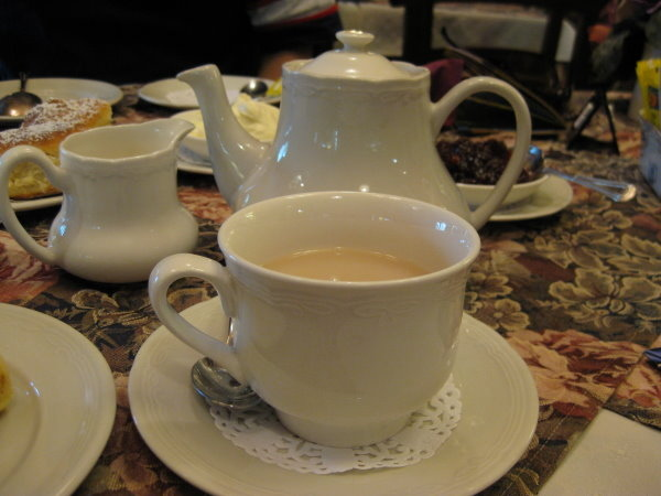 藍山骨董茶壺餐廳