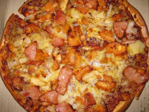 達美樂-BBQ披薩