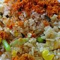 台大後門 (辛亥路巷子) 好吃的鳳梨炒飯