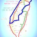 環島地圖1