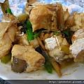 第二道菜 豆鼓蒸魚