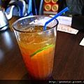 第六道 凍檸檬茶