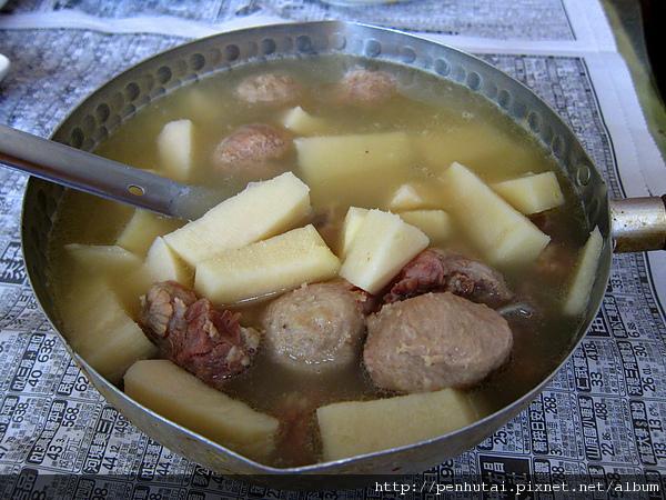 第九道菜 貢丸竹筍湯