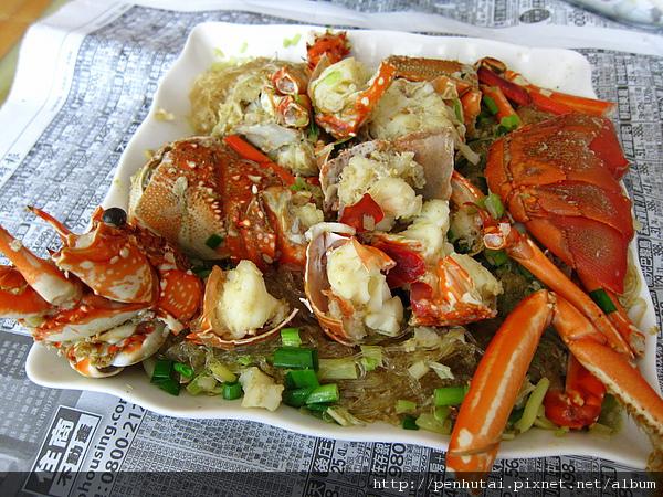 第七道菜 龍蝦煨冬粉