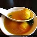 第三道 咖裡魚蛋湯