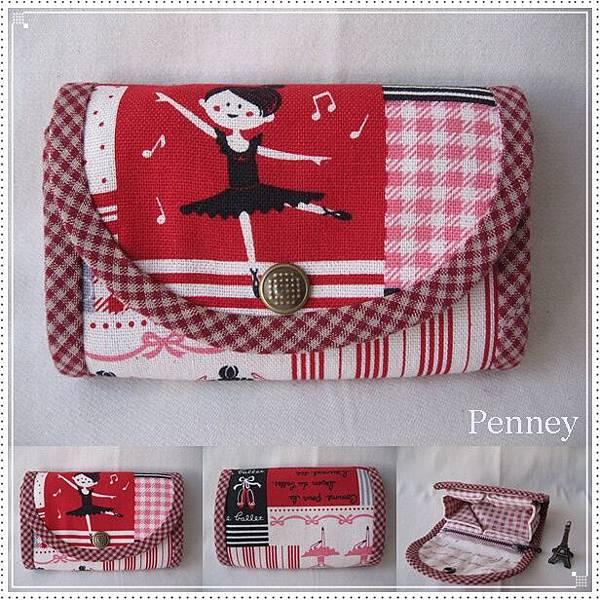 L409 110607 紅色跳舞女孩手拿包.jpg