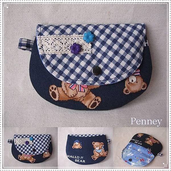 L362 110411 半圓零錢小包 藍色小熊.jpg