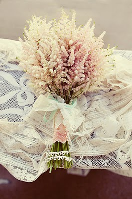 astilbe _  bouquet