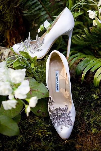 Twilight Breaking Dawn Wedding Dress Shoes of Kristen Stewart