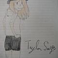 Q版的Taylor Swift