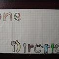 One Direction字的設計-1