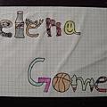 Selena Gomez字的設計-1