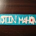 Austin Mahone字的設計