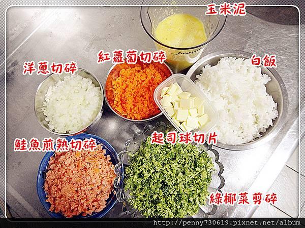 洋蔥鮭魚起司粥
