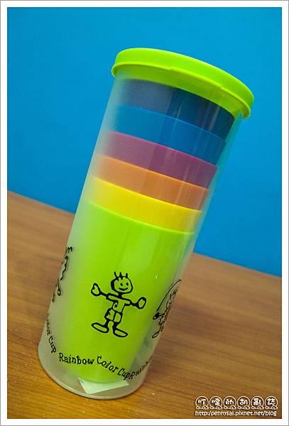 多彩收納塑膠杯