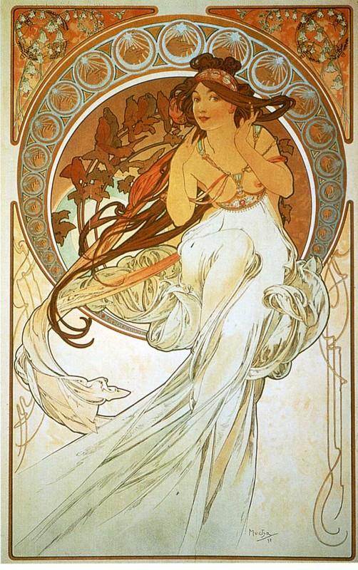 阿爾馮斯.慕夏(Alphonse Mucha) - 藝術系列.音樂.jpg
