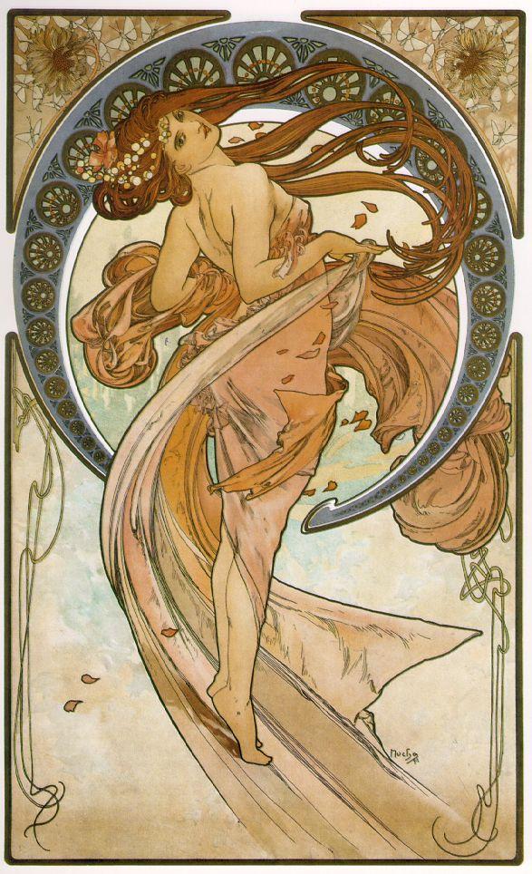 阿爾馮斯.慕夏(Alphonse Mucha) - 藝術系列.舞蹈.jpg