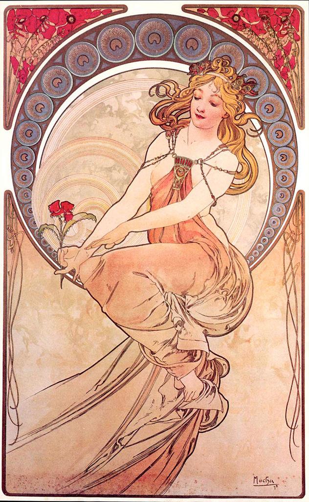 阿爾馮斯.慕夏(Alphonse Mucha) - 藝術系列.繪畫.jpg