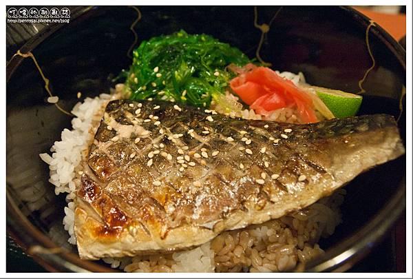 御軒亭食堂 -  鯖魚蓋飯.jpg