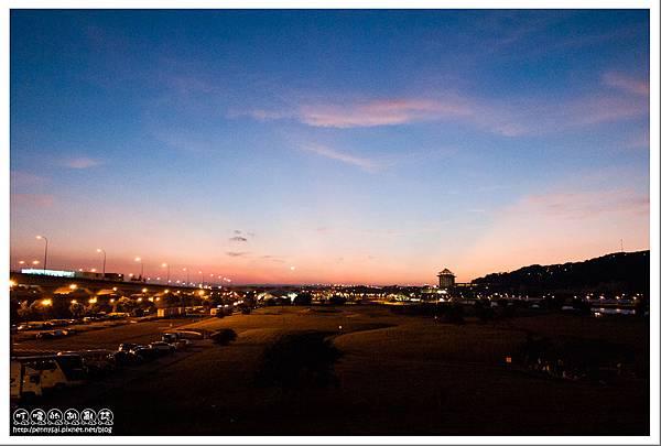 夕陽無限好~只是近黃昏XD