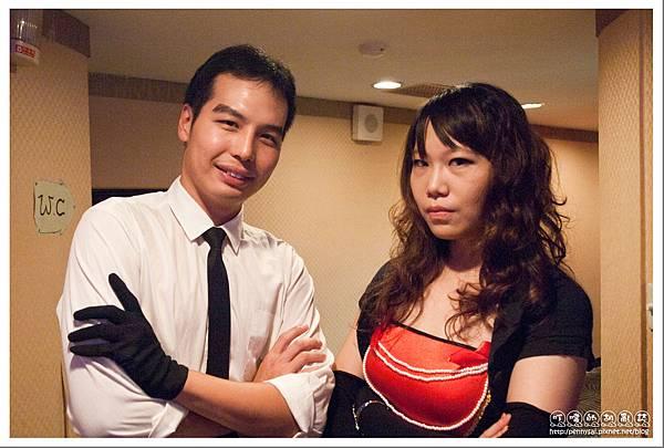 2011/10/22 卡通變裝派對