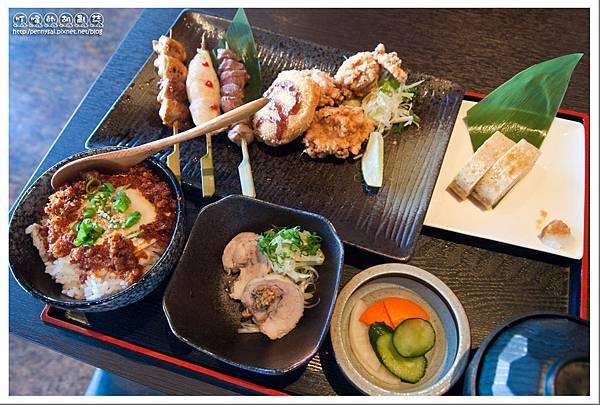 日式料理.燦雞 - C套餐.jpg