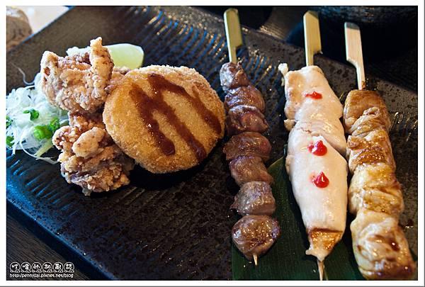 日式料理.燦雞 - 綜合串燒.jpg