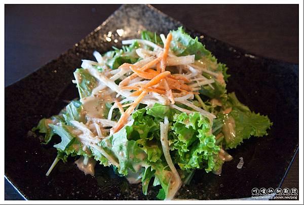 日式料理.燦雞 - 燦雞季節沙拉.jpg