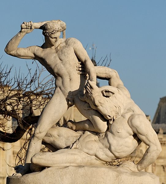 戰神世紀(Immortal) - 特修斯雕像.jpg