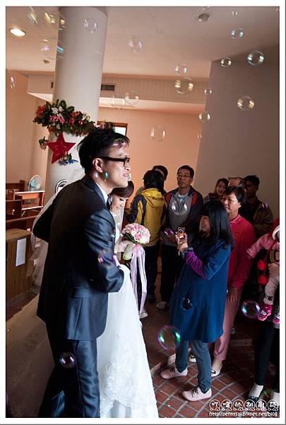 屏東.萬金聖母殿 - 教堂婚禮