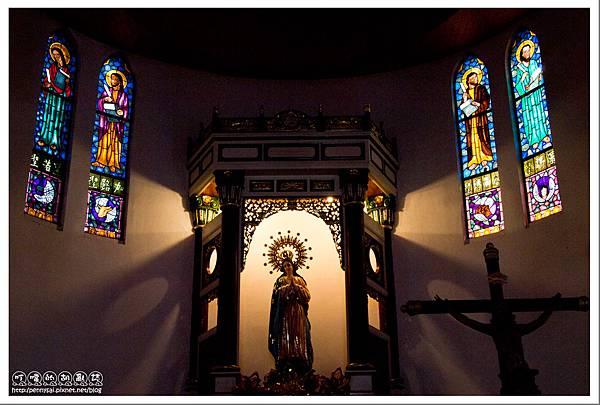 屏東.萬金聖母殿