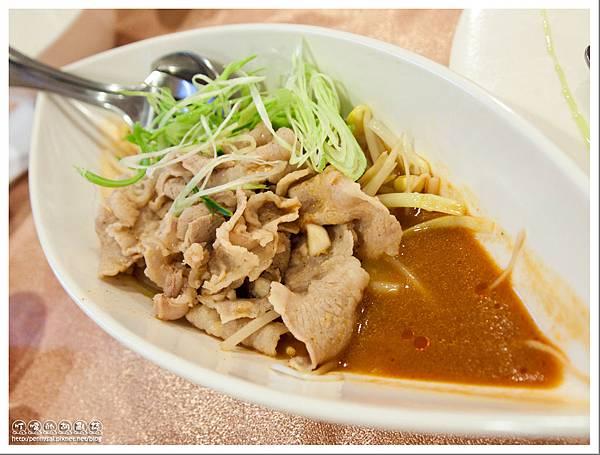 深坑假日飯店.悅 中餐廳 - 麻辣培根牛肉