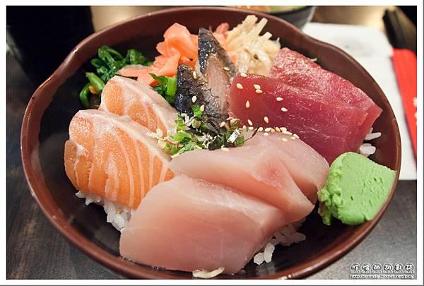本料理「68鮮魚」- 什錦魚丼
