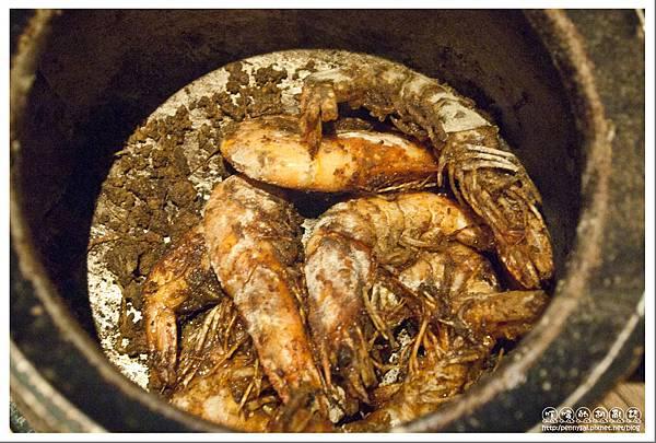 台北公館.蝦料理+調酒吃到飽 - 狠蝦 - 鹽酥蝦