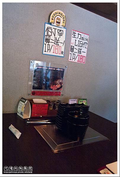 台北.中山國中站 - 值回票價的商業午餐 - 烤嗜院